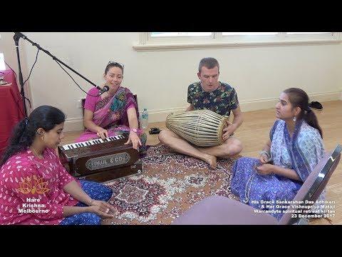 Warrandyte spiritual retreat kirtan
