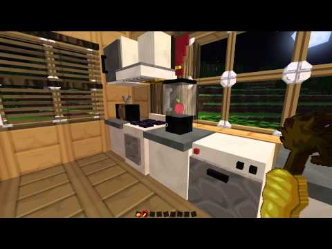 Full Download Minecraft Furniture Mod Couches Tvs