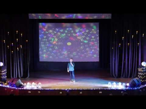 ВЕСНА, 2017 :: Шоу талантов «Звёздный час» - Александр Белобородов