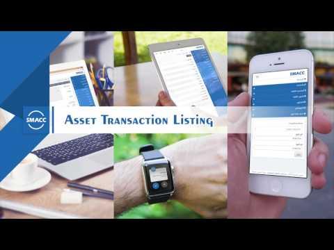 Assets Transaction Listing