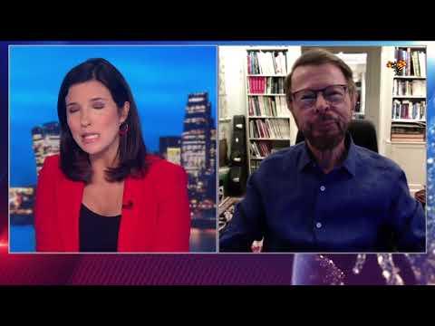 ABBA REUNION 2018 - Björn on CNN