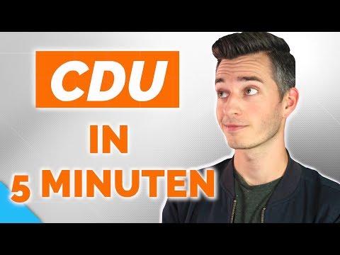 CDU in 5 Minuten