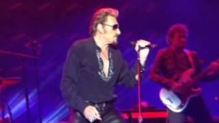 Johnny Hallyday - Oh ma jolie Sarah - Rester Vivant Tour (Lille - 10 octobre 2015)