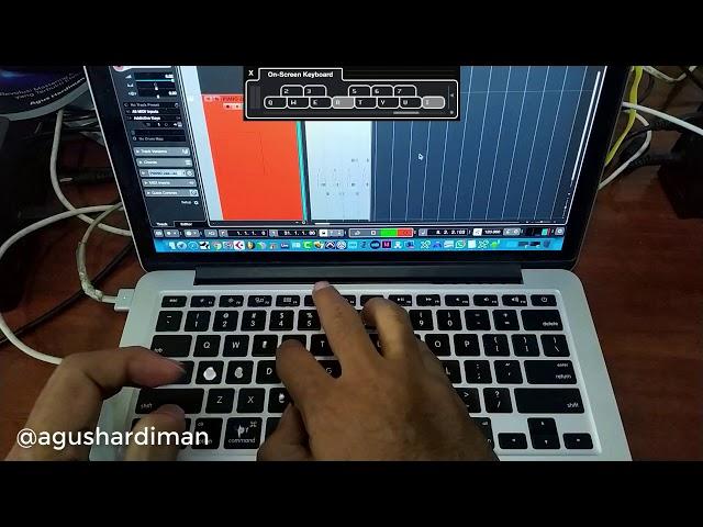 Stevie Wonder Isn't She Lovely #InstaJam Arr by Indra Lesmana, Laptop Keys by Agus #HomeStudioNinja