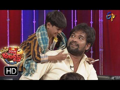 Punch Prasad, Naughty Naresh Performance   Extra Jabardasth   12th January 2018    ETV Telugu