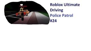 Roblox: Ultimatives Fahren | Polizeipatrouille #024 | WAT? | [Huski/Deutsch]