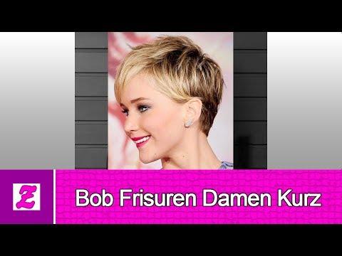 Beste Bob Frisuren Damen Kurz
