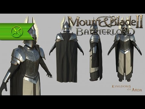 LORD OF THE RINGS MOD - Mount And Blade II: Bannerlord UPCOMING Mod Spotlight (Warband Gameplay)