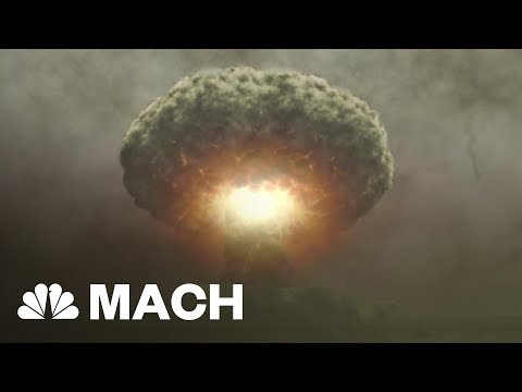 The Doomsday Clock Moves Closer To Midnight | Mach | NBC News