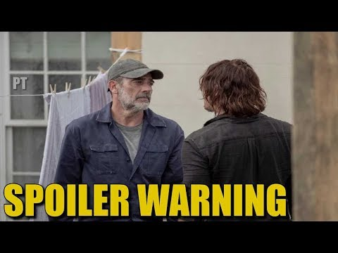 The Walking Dead Season 10 Photos News & Spoilers - TWD 10x1 News & Photos