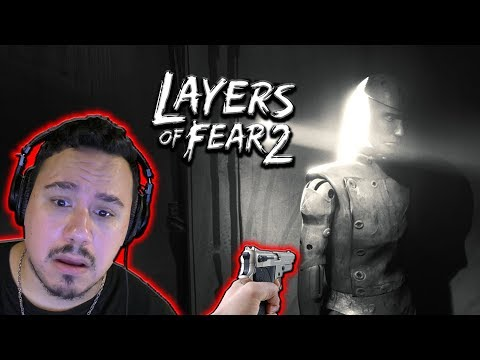 WHICH ONE DO I SHOOT?!   |   Layers Of Fear 2 Episode 2