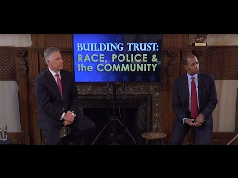 Building Trust: Race, Police and the Community