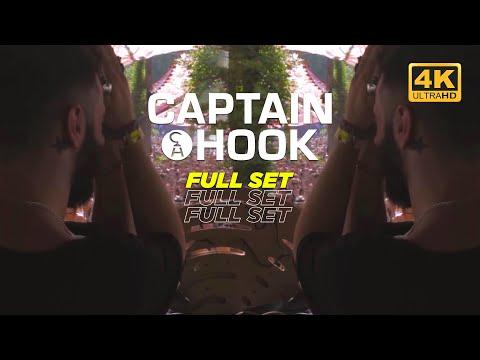 Ozora Festival 2017 | Captain Hook | By Up Audiovisual FULL VIDEO