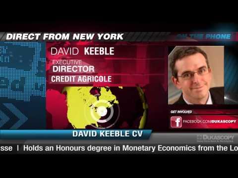 Credit Agricole On Week-Ahead