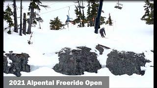 2021 IFSA Alpental Freeride Open