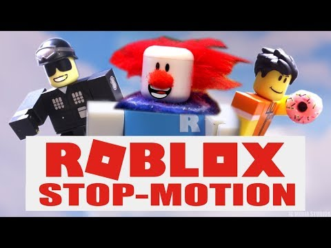 ROBLOX: GIMME A BREAK! (Jailbreak Stop-Motion Toy Parody) #RobloxToys