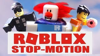 ROBLOX: GIMME A BREAK! (Jailbreak Stop-Motion Toy Parody) #RobloxToys