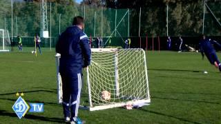 'Динамо' (К) в Іспанії: інтенсивне тренування