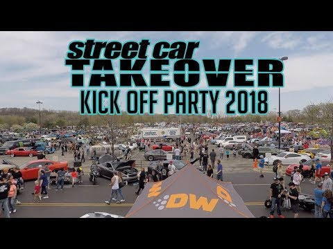 The LARGEST car gathering in the Midwest Street Car Takeover