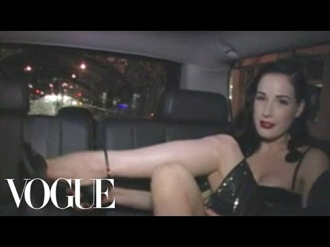 Dita Von Teese on Collecting Erotica (Sotheby's) from YouTube · Duration:  2 minutes 50 seconds