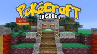 PokéCraft Kanto - Ep. 7 - La Ligue Pokémon