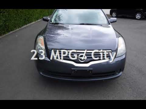 2008 Nissan Altima 2.5 S *** 1 Owner * 33 Mpg *** For Sale In Tigard, OR