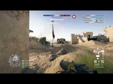 These your bags? BATTLEFIELD 1