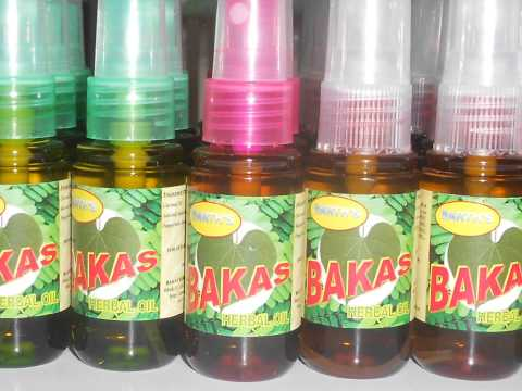 BAKAS HERBAL PRODUCTS