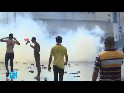 اختفاء عدد من الناشطين العراقيين بالتزامن مع حركة الاحتجاجات  - نشر قبل 4 ساعة