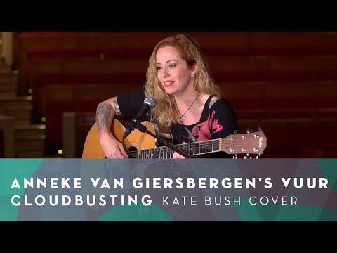 Anneke van Giersbergen's VUUR - Cloudbusting (Kate Bush cover)