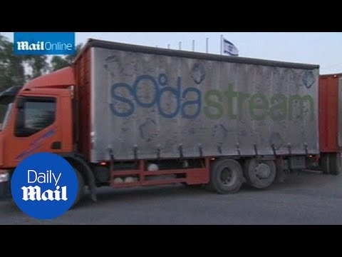 Workers left jobless after West Bank SodaStream factory closes - Daily Mail