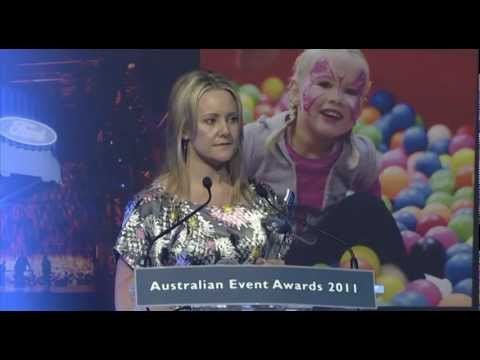 2011 Australian Event Awards - Best Charity or Cause Related Event