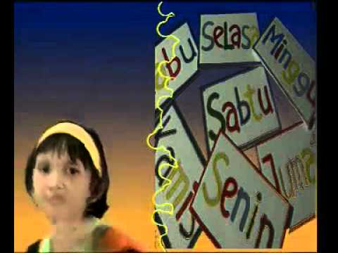 Nama Nama Hari - Lagu Anak-Anak Indonesia.mp4