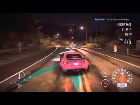 NEED FOR SPEED 2015 Game play PART 5 - MAX settings (PC) No Commentary - 1080p.