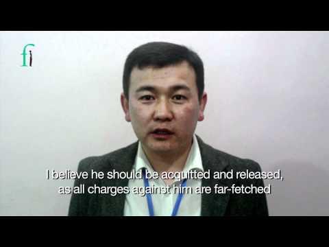 Statements of Support for Imprisoned Kyrgyz HRD Azimjan Askarov