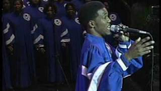 Amazing Love -  MMC (Soloist: Dathan Thigpen)