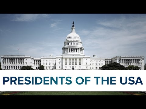 Top 10 Facts - Presidents of the USA // Top Facts