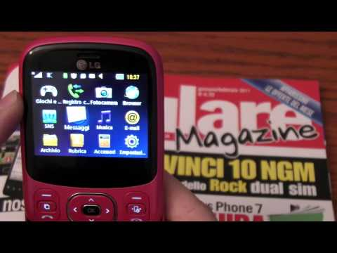 LG Phard videorecensione CellulareMagazine.it_ITA