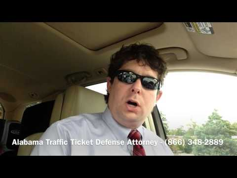 Fort Payne, Alabama Traffic Ticket Attorney - Speeding Ticket Lawyer Fort Payne, AL