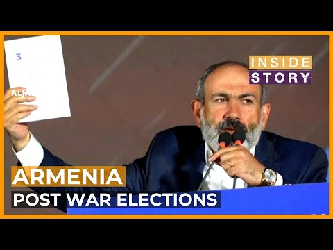 Will elections end the crisis in Armenia?   Inside Story
