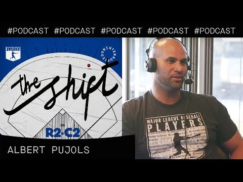 Albert Pujols And CC Sabathia Reminisce About Their Baseball Careers | The Shift On R2C2