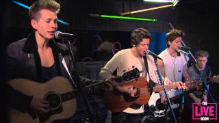 THE VAMPS COVER PUMPED UP KICKS | THE LIVE ROOM