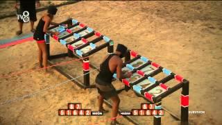 Dokunulmazlık Oyunu 4.Bölüm - Survivor All Star (6.Sezon 91.Bölüm)
