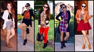 FALL OUTFIT IDEAS (LOOK BOOK 2014 Thumbnail