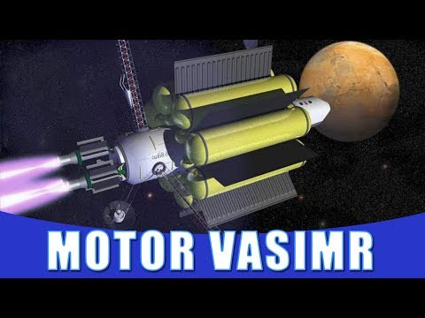 Motor VASIMR: Como Chegar em Marte em 40 Dias | AstroPocket