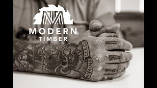 Meet Josh // Modern Timber // Canon EOS R