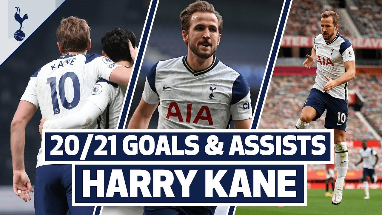 Download HARRY KANE GOALS & ASSISTS | Every single Premier League goal involvement so far this season