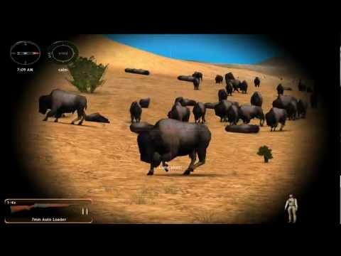 Hunting Unlimited-buffalo Attack