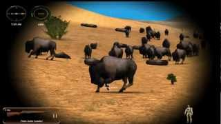 hunting unlimited-buffalo attack