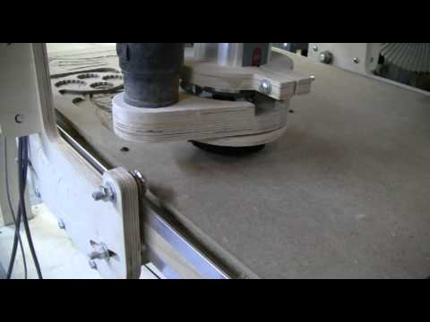 Diy Cnc Router Vacuum Dust Collection Brush That Really